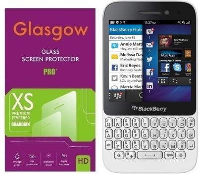 Glasgow DE Precise Cut BB Q5 Tempered Glass for BlackBerry Q5