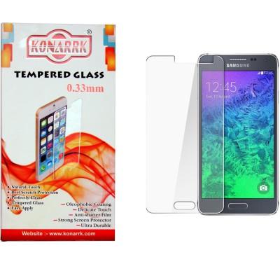 Konarrk O8_15-58 Tempered Glass for Samsung Galaxy Note 4