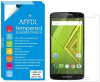 Affix Tempered Glass Guard for Motorola Moto X Play