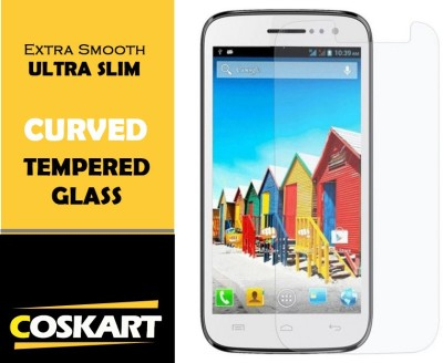 Coskart CT625 Tempered Glass for Micromax Canvas Bolt A065