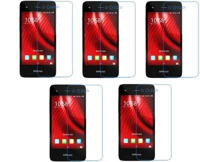 Safean Clear 821 Tempered Glass for Infocus M2