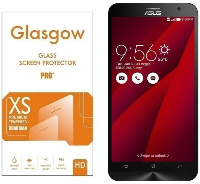 Glasgow AT Precise Cut Tempered Glass for Asus Zenfone 2 ZE551ML (5.5 inch Display)