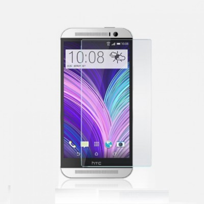 Hook Tempered Glass Guard for Htc One M8