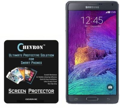 Chevron B613 AquaShieldz Pro Tempered Glass for Samsung Galaxy Note 4