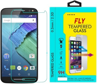 Fly FLY-OILCOATED-XT1572 Tempered Glass for Motorola Moto X Style