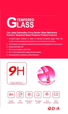 AmzaTech WhiteSnow Shengshou Charlie TP435 Tempered Glass for Samsung Galaxy Grand Max