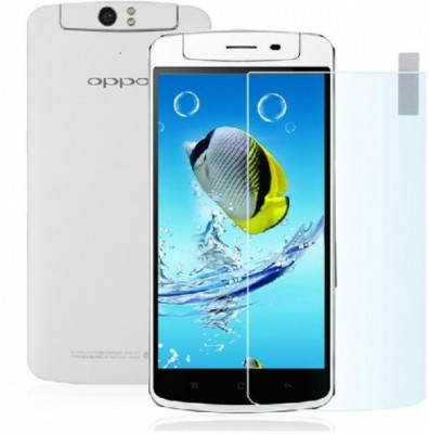 Saral Tempered Glass Guard for Oppo Neo 5
