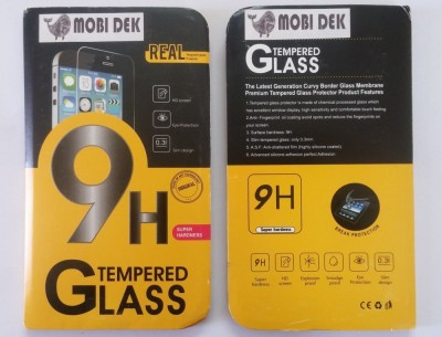 MOBI DEK Tempered Glass Guard for Apple iPhone 6S, Apple iPhone 6