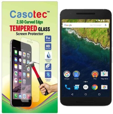 Casotec Tempered Glass Guard for Huawei Nexus 6P