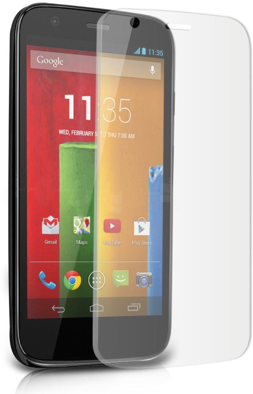 TUP Tempered Glass Guard for Motorola Moto G2