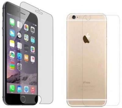 JED Jed Iphone 6 Front/Back Tempered Glass Screen Guard Tempered Glass for Apple iPhone 6