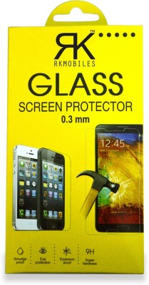 RK Mobiles t33curvetmp Tempered Glass for Panasonic T33