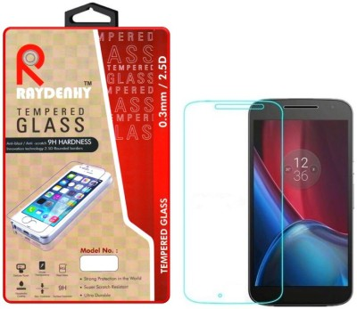 Raydenhy Tempered Glass Guard for Motorola Moto G4 Play