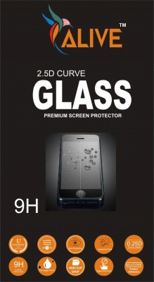 Alive Tempered Glass Guard for Alive LG G4 2.5D Curved Tempered Glass