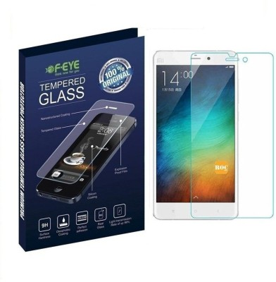 FEYE FMT-158 HD Clean Scratch Proof Tempered Glass for Xiaomi Mi Note