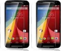 Mocell Tempered Glass Guard for Motorola Moto G(2nd Gen)