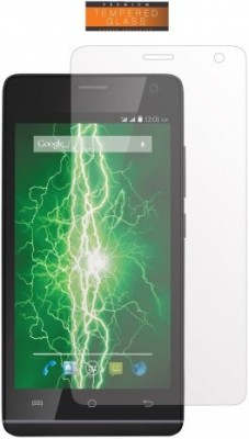 FireForces 1933 Explosion Proof Tempered Glass for Intex Aqua Star 2