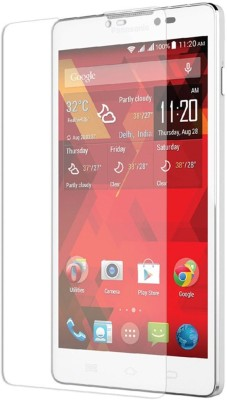S-Softline NTG Pack Of One -84 Tempered Glass for Intex Aqua Y2 Pro