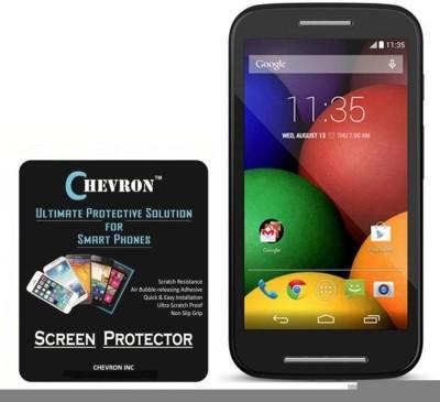 Chevron Tempered Glass Guard for Motorola Moto E