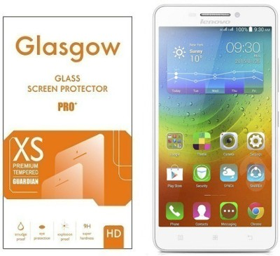 Glasgow XD 34 Precise Cut Tempered Glass for Lenovo A5000