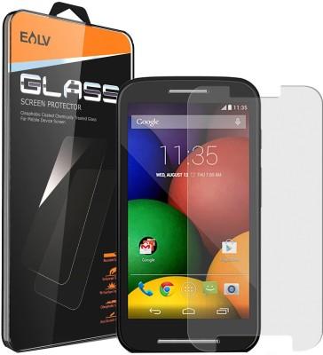 E LV Tempered Glass Guard for Motorola Moto E (1st Gen.)