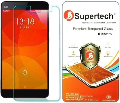 Supertech MI4I-TECH Tempered Glass for Xiaomi Mi4i