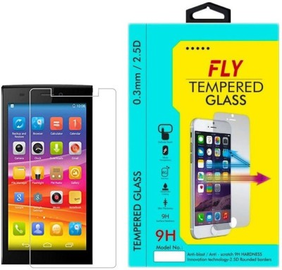 Fly FLY-CURVED-E311 Tempered Glass for Micromax Canvas Nitro 2 E311 (5