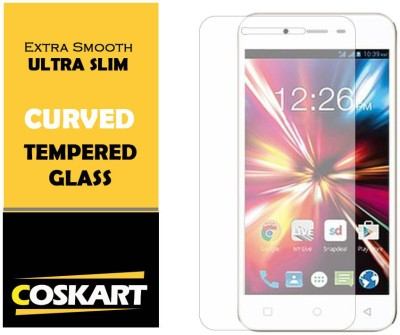 Coskart CT632 Tempered Glass for Micromax Canvas Spark Q380