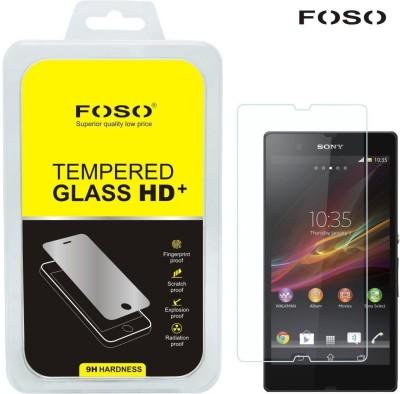 Foso Sony Xperia Z Tempered Glass for Sony Xperia Z