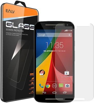 E LV Tempered Glass Guard for Motorola Moto G2