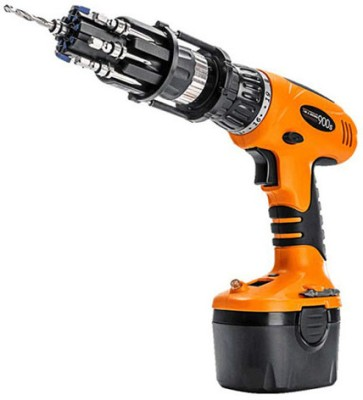 Telebuy Tim & Brown Cordless Drill and Driver Impact Screwdriver