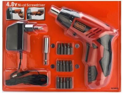 Black & Decker KC4815 4.8v Ni-Cd Screwdriver Drywall Screw Gun(Cordless)