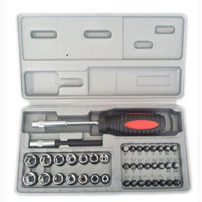 Others 56 41 Piece Bit & Socket Set Screwdriver Bit Set