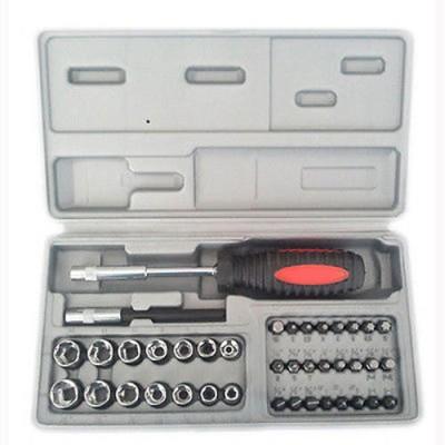 Others 56 41 Piece Bit & Socket Set Screwdriver Bit Set(Pack of 41)