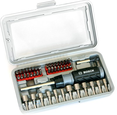 Bosch Ratchet Screwdriver Set