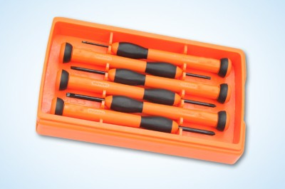 Taparia Impact Screwdriver Set(Pack of 6)