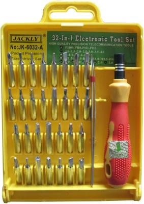 Hawk Jackly Combination Screwdriver Set