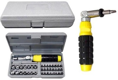Smart Products Ratchet Screwdriver Set
