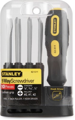 Stanley Combination Screwdriver Set