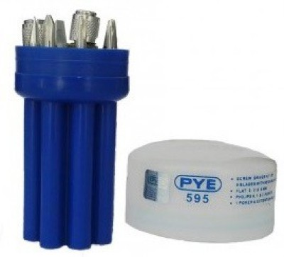 PYE Combination Screwdriver Set
