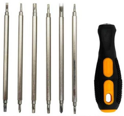 others DK 7661 Impact Screwdriver Set
