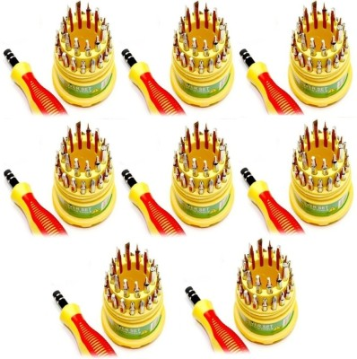 Jackly 31in1-3Pcs Ratchet Screwdriver Se...