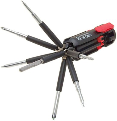 Bizinto 8 In 1 Combination Screwdriver
