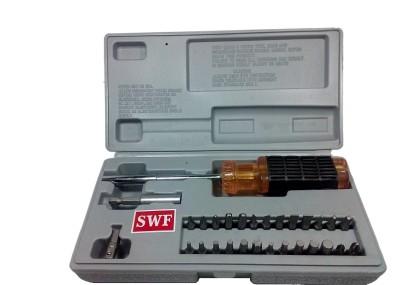 SWF Long Handle Screwdriver Set