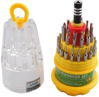 Cheston CH-6036 Ratchet Screwdriver Set (31 Pc)