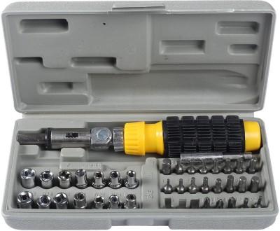Mg-Ideal Ratchet Screwdriver Set(Pack of 41)