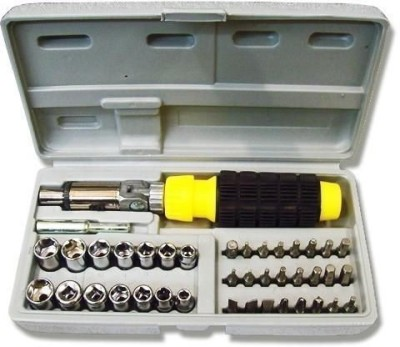 Aiwa 41pc Ratchet Screwdriver Set