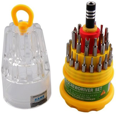 JM Ratchet Screwdriver Set