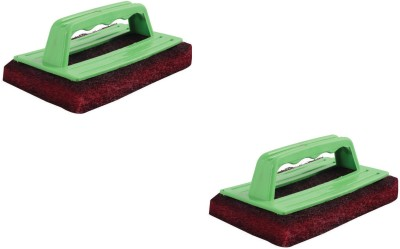 Sir Prize Sir Prize Floor and Tile Scrubber (Set of 2) Scrub Pad(Multicolor Pack of 1)