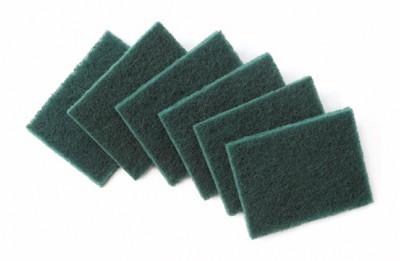 Neat n Clean Scrub Pad(Green Pack of 6)